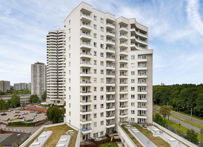 nowe mieszkania Katowice Wieża A