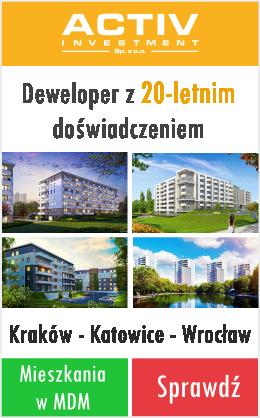 nowe mieszkania kraków katowice wrocław